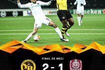 CFR Cluj a părăsit Liga Europa după o înfrângere la Berna