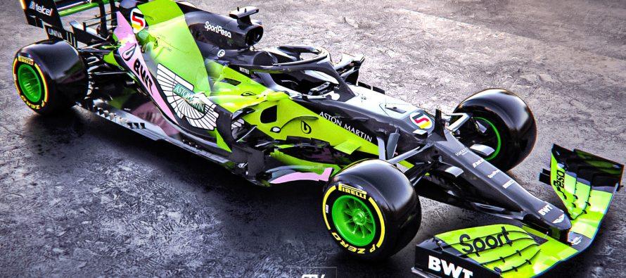 Aston Martin se concentrează pe Formula 1