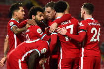Spectacol pe Anfield: Liverpool o bate pe Tottenham cu 1-0 și trece pe primul loc