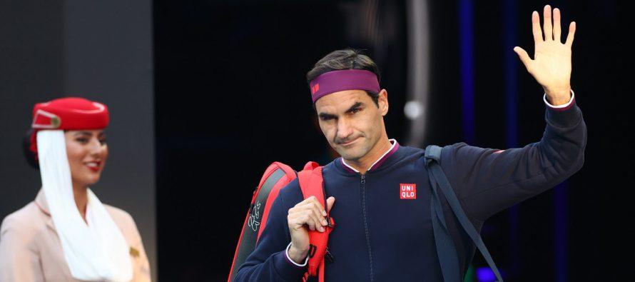Federer, data reintoarcerii sale este cunoscuta