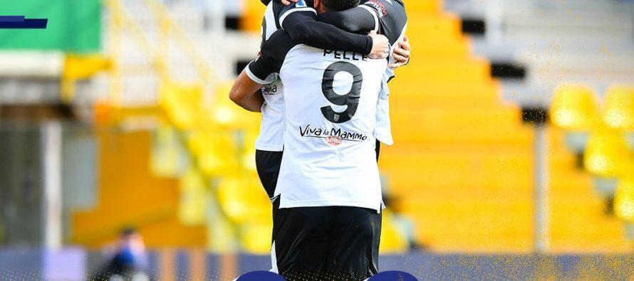 Man centrează, Mihăilă marchează, Parma câștigă