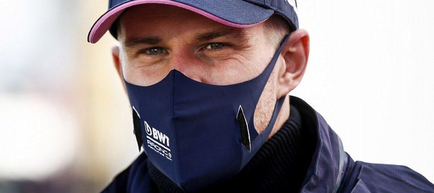 Aston Martin il confirma pe Hulkenberg pe postul de pilot de rezerva
