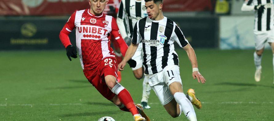 Astra Giurgiu s-a calificat în finala Cupei României după ce a trecut de Dinamo