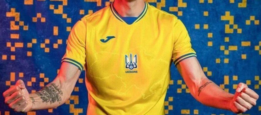UEFA impune Ucrainei să-și schimbe tricoul la Euro2020, la cerința Rusiei