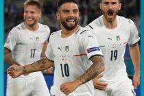 Italia a bătut Turcia în meciul de deschidere la Euro2020