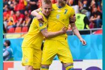 Ucraina a învins cu emoții Macedonia de Nord, la București