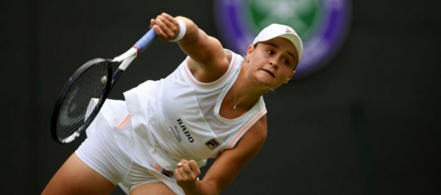 Wimbledon- Barty, Serena, Burel si Cornet-Andreescu in aceasta marti
