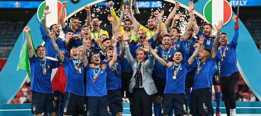 Campioana Europei este Italia, după o victorie la penalty-uri, pe Wembley
