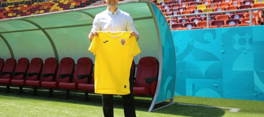 Florin Bratu, noul antrenor al Naționalei de fotbal U-21