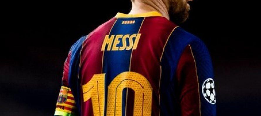 Messi nu va mai juca la Barcelona
