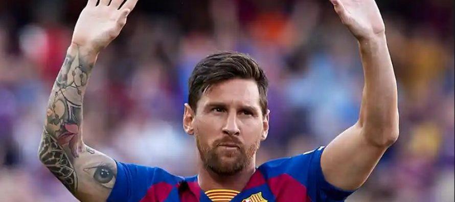 Prelungirea contractului lui Messi risca să bage FC Barcelona în faliment